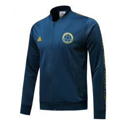 2019 World Cup Colombia Navy V-Neck Tranining Jacket