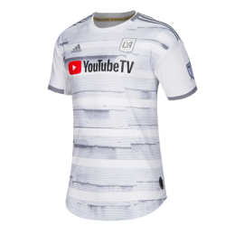 2019 Los Angeles FC Away White Soccer Jerseys Shirt(Player Version)