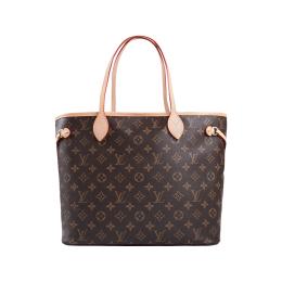 Louis Vuitton Monogram Neverfull Brown M40995