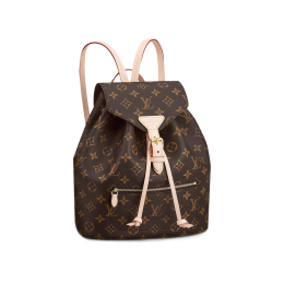 Louis Vuitton Montsouris-Brown M43431
