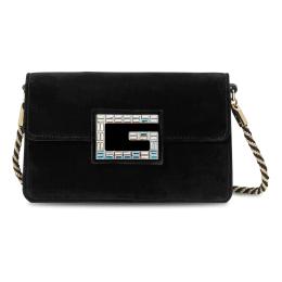 Gucci Shoulder bag with Square G-Black 544242