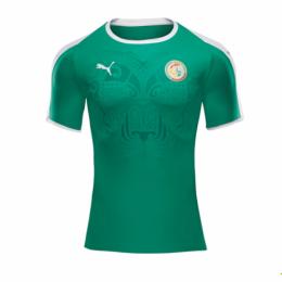 new arrival 3602f 24711 2018 World Cup Senegal Away Green Soccer Jersey Shirt