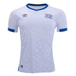 2019 Salvador Away White Soccer Jerseys Shirt