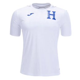 2019 Honduras Home White Soccer Jerseys Shirt