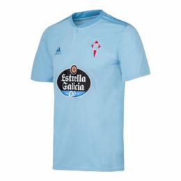 18-19 Celta Vigo Home Blue Soccer Jersey Shirt
