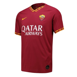 19-20 Roma Home Red Soccer Jerseys Shirt(Player Version)