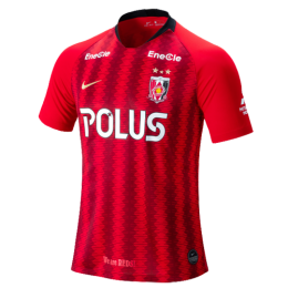 2019 Urawa Red Diamond Home Red Jerseys Shirt