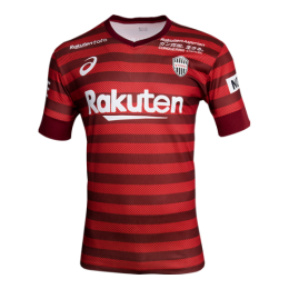 2019 Vissel Kobe Home Red Soccer Jerseys Shirt