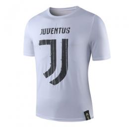 19-20 Juventus DNA Graphic T Shirt-White