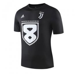 19-20 Juventus Scudetto Celebratory T Shirt-Black