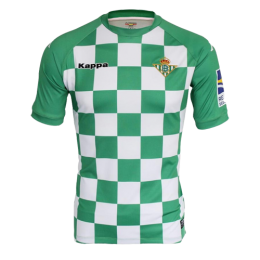 19-20 Real Betis Limited-Edition Green&White Soccer Jerseys Shirt