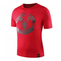19-20 Manchester United DNA T Shirt-Red