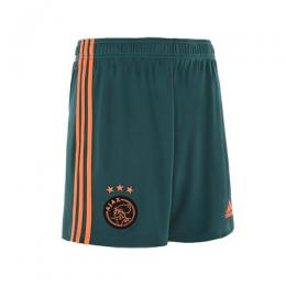 19-20 Ajax Away Green Soccer Jerseys Short
