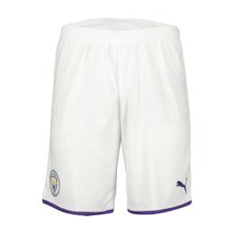 19/20 Manchester City Home White Jerseys Short