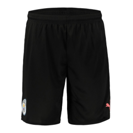 19/20 Manchester City Away Black Jerseys Short