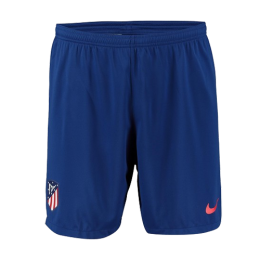19/20 Atletico Madrid Home Blue Jerseys Short