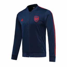 19-20 Arsenal Navy V-Neck Collar Training Jacket