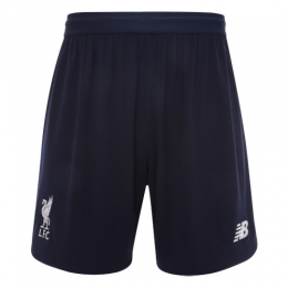 19/20 Liverpool Away Navy Soccer Jerseys Short
