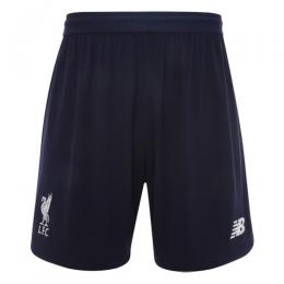19/20 Liverpool Away Navy Soccer Jerseys Short