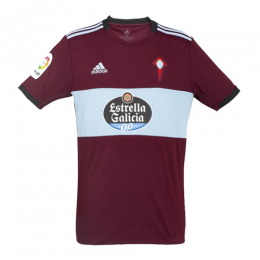 19-20 Celta Vigo Away Red Soccer Jerseys Shirt