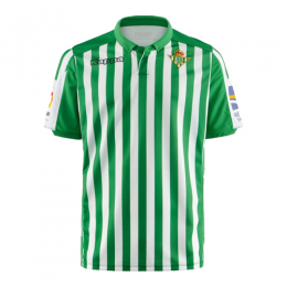 19-20 Real Betis Home Green Soccer Jerseys Shirt