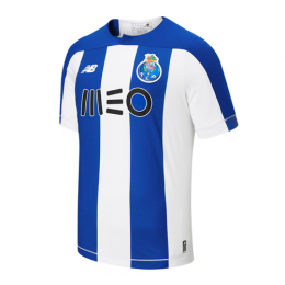 19-20 Porto Home Blue&White Soccer Jerseys Shirt
