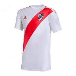 19/20 River Plate Home White Jerseys Shirt