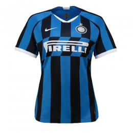 19/20 Inter Milan Home Black&Blue Women's Jerseys Shirt
