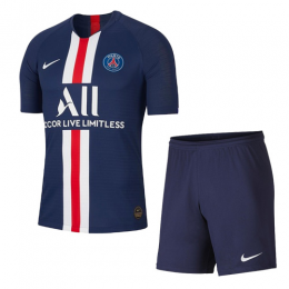 19-20 PSG Home Navy Soccer Jerseys Kit(Shirt+Short)