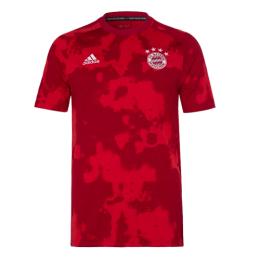 19-20 Bayren Munich Red Training Shirt