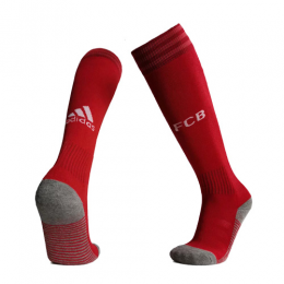 19/20 Bayern Munich Home Red Children's Jerseys Socks