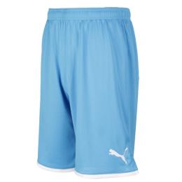 19/20 Marseilles Away Blue Soccer Jerseys Short
