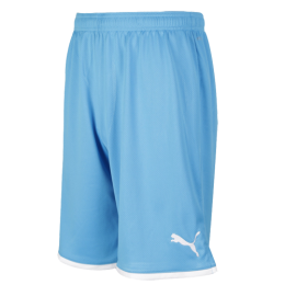 19/20 Marseilles Away Blue Soccer Jerseys Short