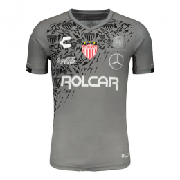 19/20 Club Necaxa Away Dark Gray Jerseys Shirt