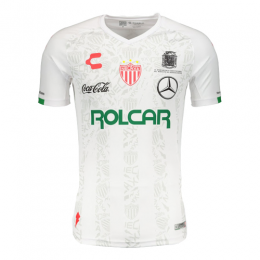 19/20 Club Necaxa Home White Jerseys Shirt