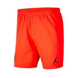 19/20 PSG Away Red&Orange Soccer Jerseys Short