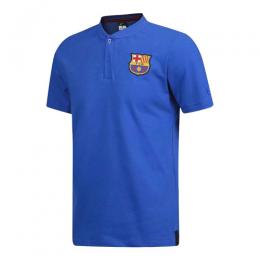 19/20 Barcelona Grand Slam Polo Shirt-Blue