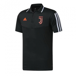 19/20 Juventus Core Polo Shirt-Black