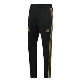 19/20 Real Madrid Black&Yellow Training Trouser
