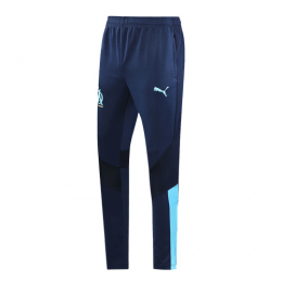 19/20 Marseilles Navy&Light Blue Training Trouser(Player Version)
