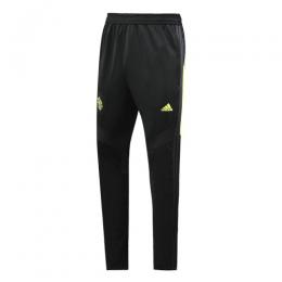 19/20 Manchester United Black&Green Training Trouser