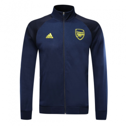 19/20 Arsenal Navy High Neck Collar Training Jacket(Player Version)
