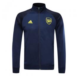 19/20 Arsenal Navy High Neck Collar Training Jacket(Player Version)