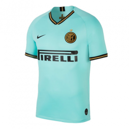 19/20 Inter Milan Away Green Soccer Jerseys Shirt(Player Version)