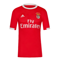 19-20 Benfica Home Red Soccer Jerseys Shirt(Player Version)