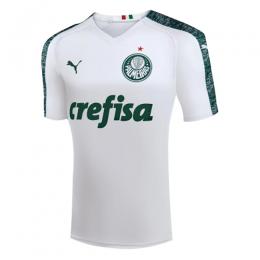 2019 Palmeiras Away White Soccer Jerseys Shirt