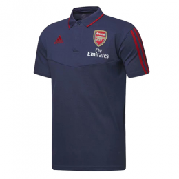 19/20 Arsenal Core Polo Shirt-Navy