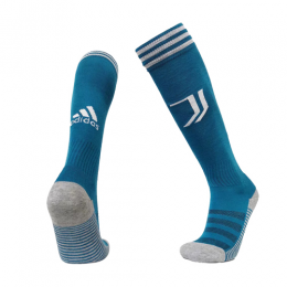 19-20 Juventus Third Away Blue Children's Jerseys Socks