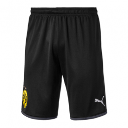 19/20 Borussia Dortmund Away Black&Gray Jerseys Short