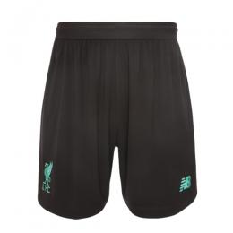 19/20 Liverpool Third Away Navy Soccer Jerseys Short